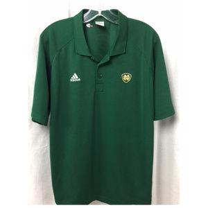 Notre Dame Fighting Irish Climacool Polo Shirt M